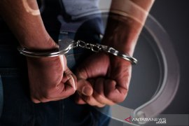 Polisi  Cikande ringkus pelaku penusukan istri di Kabupaten Serang