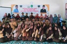 Dongkrak nilai UN, SMA Adidarma terus motivasi anak didik