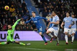 Juventus amankan kemenangan berkat Ronaldo dan Ramsey