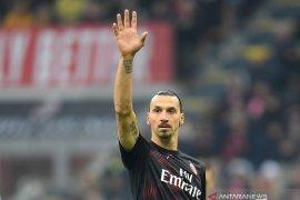 Kontrak Ibrahimovic diperpanjang jika Milan lolos ke Liga Champions