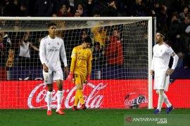 Levante kejutkan Real Madrid