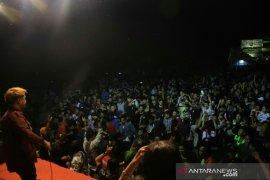Bikers Aceh dan Palu Kunjungi HSU