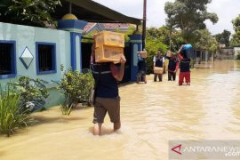 LPB Muhammadiyah bantu korban banjir di Pamekasan