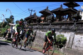 Balap sepeda GNFY Bali 2020