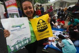 Kampanye bahaya sampah plastik