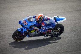 MotoGP 2020, duet pebalap Suzuki puncaki hari pertama tes pramusim Qatar