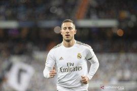 Liga Champions, Eden Hazard dipastikan absen lawan Manchester City dan Barcelona