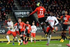 Liga Prancis, M'Baye Niang antar Rennes kembali amankan posisi ketiga