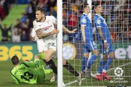 Liga Spanyol, Sevilla sodok tiga besar berbekal kemenangan di kandang Getafe