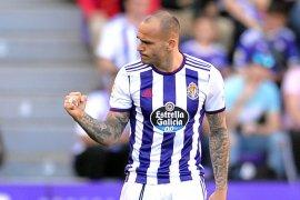 Valladolid benam Espanyol semakin terpuruk di dasar klasemen Liga Spanyol