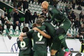 Liga Jerman, Wolfsburg pelihara asa ke Eropa selepas gasak Mainz 4-0