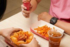 Mencicipi kentang goreng bumbu mala, kuliner bagi pencinta makanan pedas