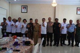Idaham terima kunjungan Kepala BNN Sumatera Utara
