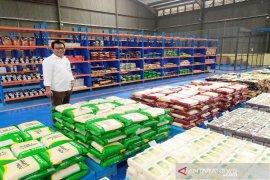 Bulog Sumut beli 3.500 ton beras petani