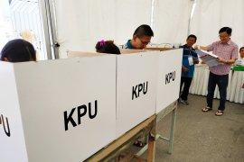 Gugatan ditolak MK, pelaksanaan Pemilu tetap serentak
