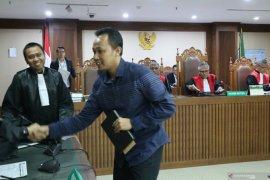 Karena terbukti suap Dirut Perindo, pengusaha divonis 1,5 tahun penjara