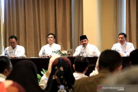 Wakil Wali Kota Tangerang ingatkan OPD kedepankan transparansi susun LKPJ