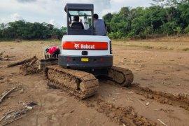 Distan Banten masih lakukan rehabilitasi sawah terkena banjir bandang Lebak