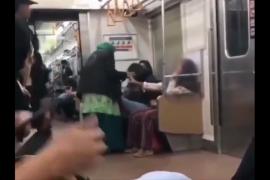 Langkah tegas KCI terkait video viral keributan dua wanita di KRL