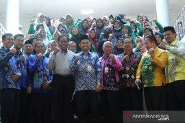 Sebanyak 84 mahasiswa UIN, KKN di wilayah Pegunungan Meratus HST