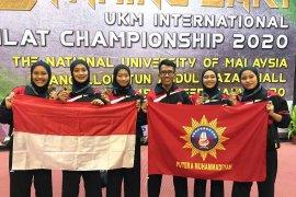 Tapak Suci SMAMDA Sidoarjo raih dua medali emas di Malaysia