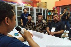 KPU Jember tolak berkas dukungan paslon perseorangan Djamin-Asiruddin
