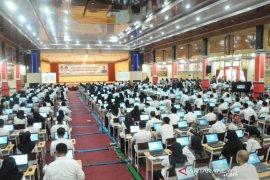 Sejumlah 8.900 CPNS ikuti SKD di Lebak
