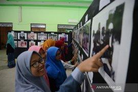 Pameran foto perjalanan Kiai Bisri Syansuri