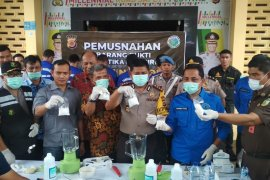 Polresta Banda Aceh tangkap DPO narkoba