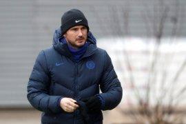 Lampard memahami Chelsea diposisikan underdog laga lawan Bayern