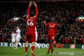 Liga Inggris: Liverpool vs West Ham 3-2, Mane jadi penentu
