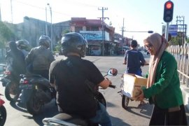 Mahasiswa STAIN Meulaboh galang dana untuk korban kebakaran Aceh Singkil dan Aceh Barat