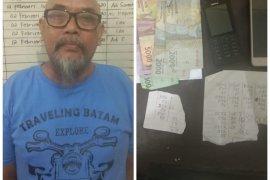 Polisi Binjai Utara tangkap penulis togel Hongkong