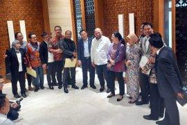 Hendrik Lewerissa sambut gembira penyerahan RUU Daerah Kepulauan