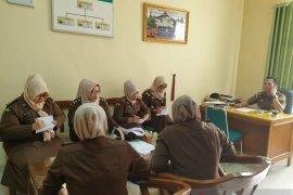 Untuk proses program KMK macet di Padang, Kejari kerahkan 20 jaksa