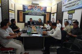 Satgas antimafia bola Polda Banten siap awasi tahapan jelang Liga I