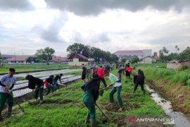 Mendampingi program utama Kementan, Polbangtan Medan siapkan mahasiswanya ke perbatasan Indonesia - Malaysia