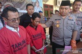 Polisi tetapkan dua tersangka kasus sekolah ambruk di Sampang