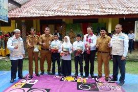 PLN mengajar masuk daerah terpencil Aceh Timur