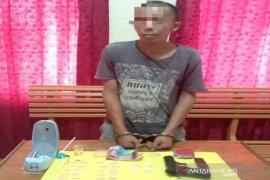 Pengedar narkoba di perbatasan Kalsel-Kalteng miliki airsoft gun