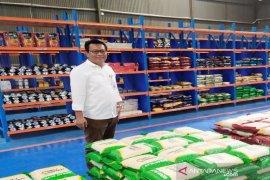 Harga gula pasir di Medan bergerak naik