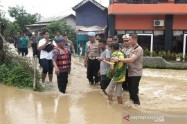 Banjir di Subang sebabkan 3.435 rumah warga tergenang