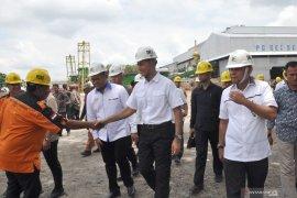 Enam merek gula untuk pasar ritel lokal dikeluarkan Holding PTPN