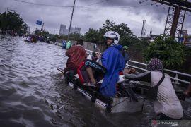 Banjir Jakarta sebabkan 3.565 jiwa mengungsi