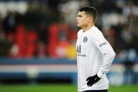 Kapten Thiago Silva akan tinggalkan PSG setelah delapan tahun bergabung