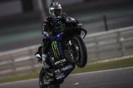 Vinales pimpin tiga pebalap Yamaha puncaki tes pramusim Qatar