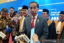 Presiden Jokowi: Pemerintah terus perhatikan kondisi WNI di  Diamond Princess