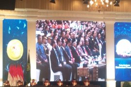 Presiden dan Wapres hadiri sidang pleno Mahkamah Agung