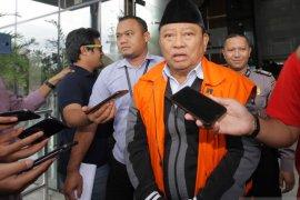 KPK rampungkan penyidikan dua penyuap  Bupati Sidoarjo