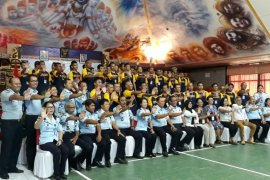 50 narapidana narkoba Lapas Kerobokan-Bali ikuti rehabilitasi